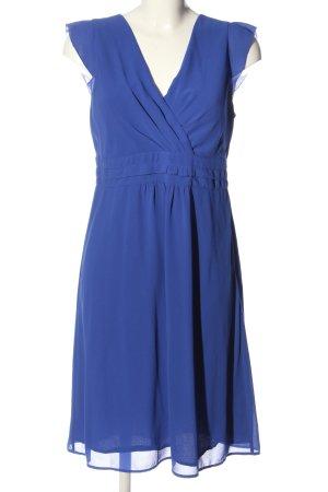 1.2.3 Paris Sommerkleid blau Elegant