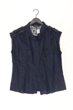 1.2.3 Paris Blusa de encaje azul-azul neón-azul oscuro-azul celeste