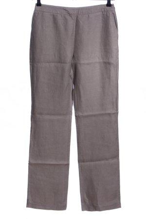 1.2.3 Paris Pantalon en jersey brun style d'affaires