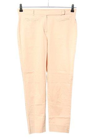 1.2.3 Paris Pantalon en jersey crème style décontracté