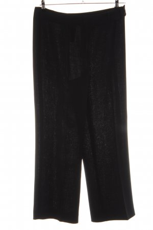 1.2.3 Paris Stoffhose schwarz Casual-Look