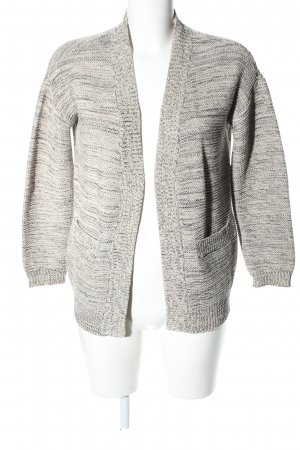 1.2.3 Paris Strick Cardigan meliert Casual-Look
