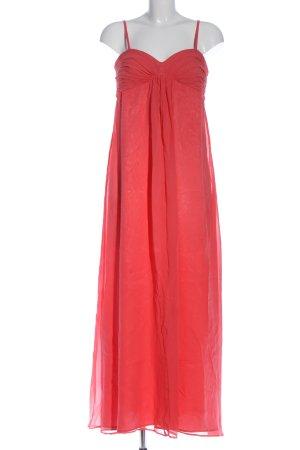 1.2.3 Paris Robe à bretelles rose élégant
