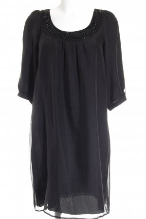 1-2-3 Paris Tunic Dress black elegant