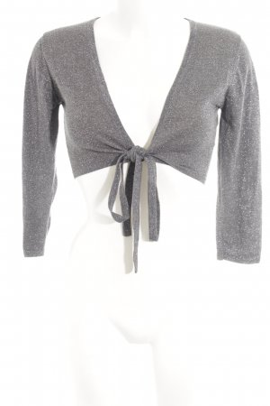 1.2.3 Paris Wraparound Jacket silver-colored casual look