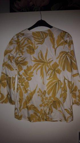 1.2.3. UN DEUX TROIS Paris Bluzka tunika czarny-żółty Bawełna