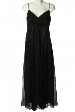 1.2.3. UN DEUX TROIS Paris Suknia wieczorowa czarny Elegancki