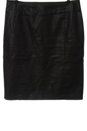 1.2.3. UN DEUX TROIS Paris Pencil Skirt black casual look