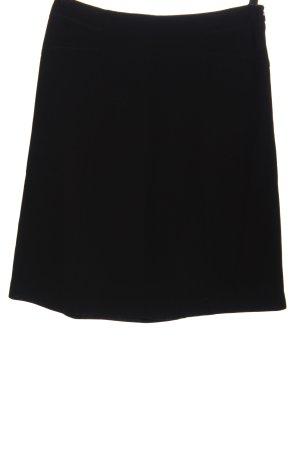 1.2.3. UN DEUX TROIS Paris Spódnica z wysokim stanem czarny W stylu biznesowym