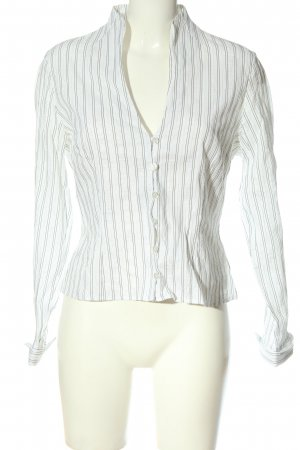 1.2.3. UN DEUX TROIS Paris Koszula z długim rękawem biały-czarny