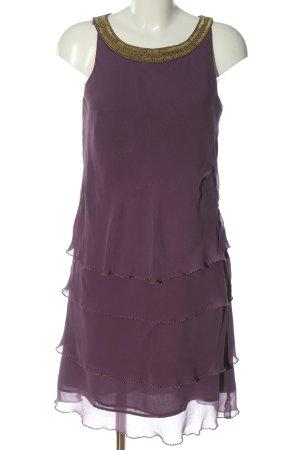 1.2.3. UN DEUX TROIS Paris Mini Dress lilac elegant
