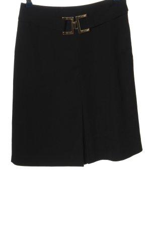 1.2.3. UN DEUX TROIS Paris Spódnica mini czarny W stylu casual
