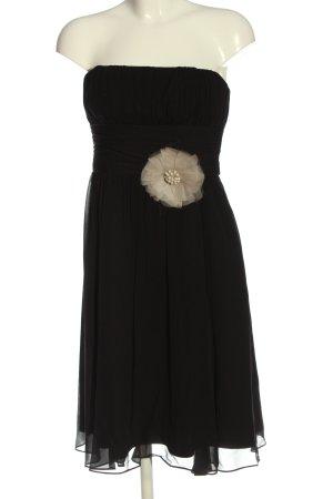 1.2.3. UN DEUX TROIS Paris Off-The-Shoulder Dress black elegant