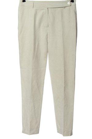 1.2.3. UN DEUX TROIS Paris Jersey Pants light grey allover print casual look