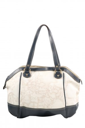 1'classe/Avitro Martini, Florenz Shoulder Bag white-blue casual look