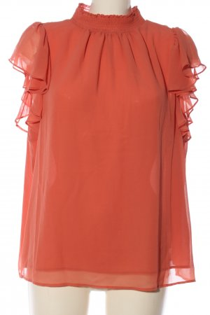 1. state Short Sleeved Blouse light orange casual look
