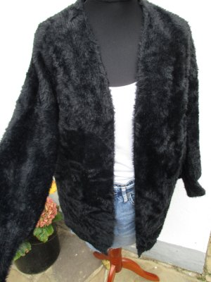 1 x getragen - Zara Oversize Jacke Fell Optik -
