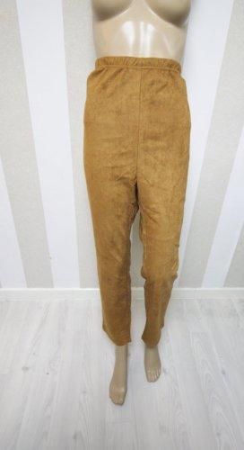 Legging zandig bruin