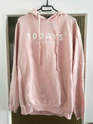 10 Days Sweatshirt met capuchon veelkleurig