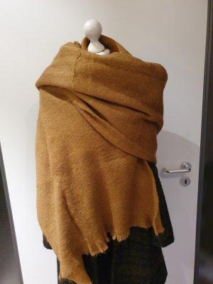 10 Days Bufanda de lana camel