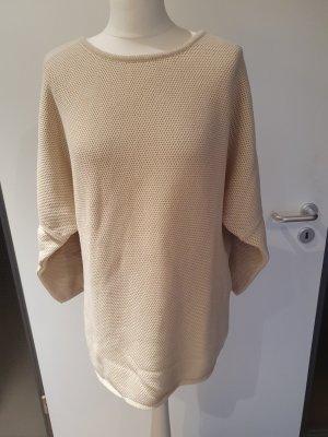 10 Days Oversized trui licht beige
