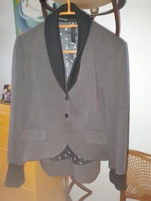 10 Days Blazer en jersey multicolore tissu mixte
