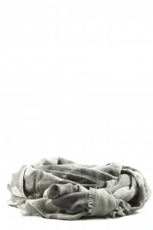10 Days Fringed Scarf light grey casual look