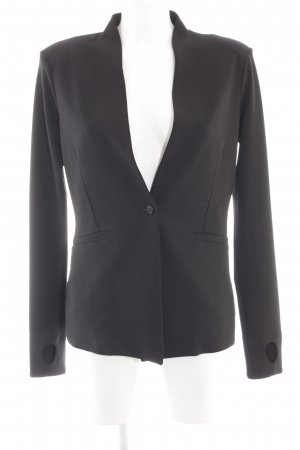 10 Days Jerseyblazer schwarz Business-Look