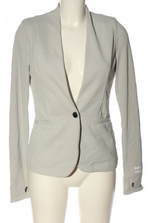 10 Days Blazer corto gris claro estilo «business»
