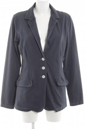 10 Days Lange Jacke schwarz klassischer Stil