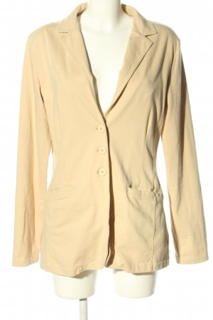 10 Days Long Blazer cream casual look