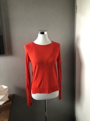 10 Days Fine Knit Jumper red