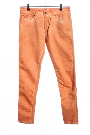 10 Days Slim Jeans light orange casual look