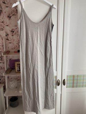 10 Days Maxi-jurk zilver Katoen
