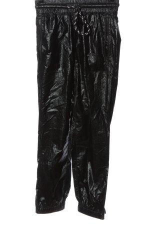 10 Days Pantalon en jersey noir style décontracté