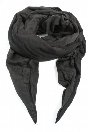 10 Days Knitted Scarf black casual look