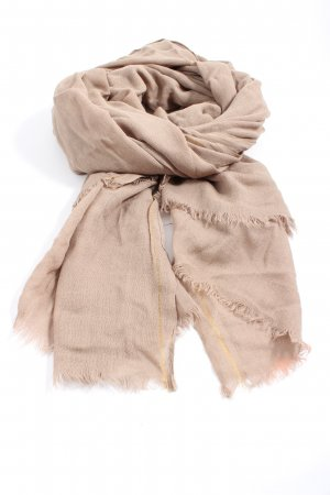 10 Days Knitted Scarf brown casual look