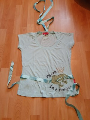10 FEET T-shirt imprimé vert pâle-vert clair