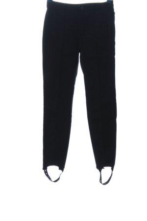 10 FEET Pantalon en jersey noir style décontracté