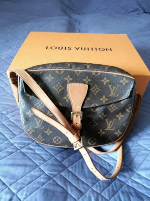 100%Authentic Preloved Louis Vuitton Jeune Fille 25 Monogram Crossbody