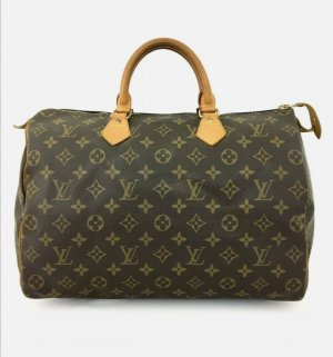 100% Authentic Preloved Louis Vuitton Monogram Speedy 35 Boston TRAVEL HAND BAG