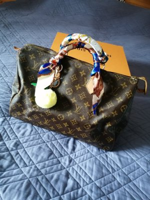 100%Authentic Preloved Louis Vuitton Speedy 35 Monogramm