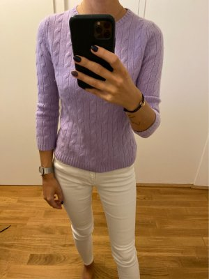 lord & taylor Pull en cashemire multicolore