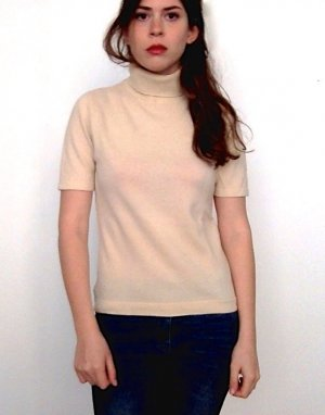 100% Cashmere T-shirt