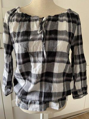 Camicia blusa multicolore Cotone