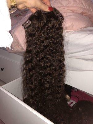 Accesorio para el pelo marrón oscuro-marrón