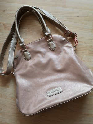 Fritzi aus preußen Shoulder Bag rose-gold-coloured-gold-colored