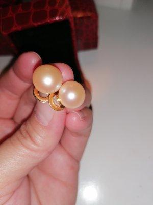 100%Genuine Freshwater Pearl Earrings