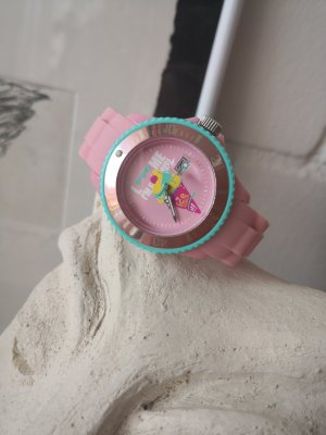 Ice watch Montre analogue rose-rose