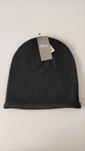 H&M Premium Beanie black cashmere